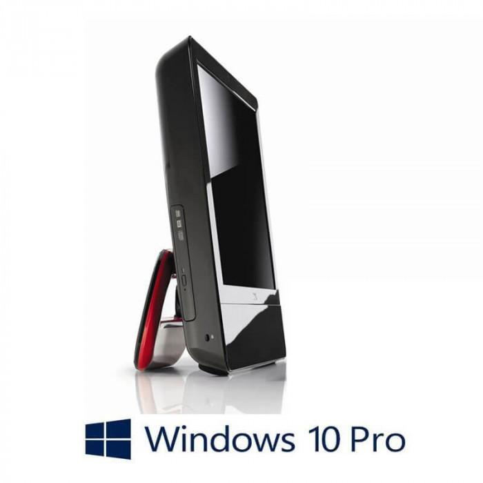 PC All-in-One Refurbished Dell Vostro 320, Q8200, Win 10 Pro