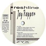 Jay Rapper - Wake Up (1991, ZYX) disc vinil Maxi Single
