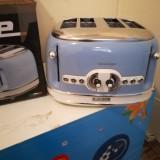 Toaster Ariete vintage 4 felii, Peste 1000 W