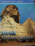 ISTORIA ARTELOR PLASTICE , VOL. 1 de ADRIANA BOTEZ CRAINIC , 1994