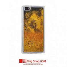 Husa Silicon Water Stars Xiaomi Redmi Note 4/4X Gold