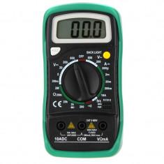 Multimetru digital MAS830, compact