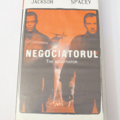 Caseta video VHS originala film tradus Ro - Negociatorul