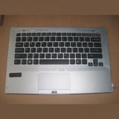 Palmrest + tastatura SONY VPC-SB VPC-SD Silver cover