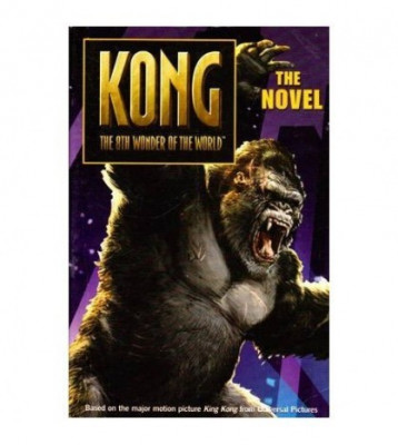 King Kong - the 8th wonder of the world - The Novel foto