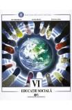 Educatie sociala - Clasa 6 - Manual - Victor Bratu, Alina Bratu, Elena Lupsa
