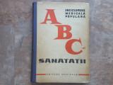 ABC-ul Sanatatii - Enciclopedie medicala populara, 1964