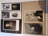 Cumpara ieftin LOT 4 FILE ALBUM POZE / FOTOGRAFII/ VECHI ALB NEGRU ANII 20-30