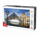 Cumpara ieftin Puzzle Franta - Louvre, 1000 piese