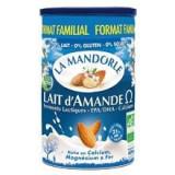 Lapte Praf de Migdale Bio cu Omega 3 La Mandorle 800gr Cod: 3760030721227