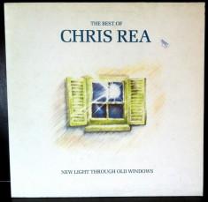 Disc vinil - Chris Rea - New Light Through Old Windows (The Best Of Chris Rea) foto