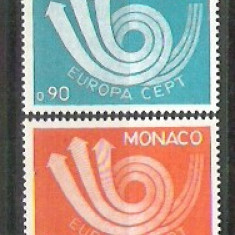 Monaco 1973 Europa CEPT, MNH AC.146