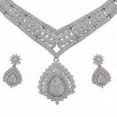 Set Luxury Anebris Marquise Brilliant