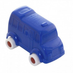 Minimobil Miniland, 9 cm, model autobuz