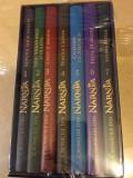 Cronicile din Narnia - C. S. Lewis (Pachet integral cu 7 volume)