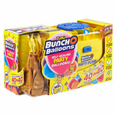 Bunch O Baloons - Set party baloons 16 baloane aurii si pompa