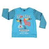 Bluza cu maneca lunga pentru baieti GT GT-3252, Multicolor