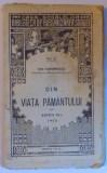 DIN VIATA PAMANTULUI EDITIA III - A de ION SIMIONESCU , 1923