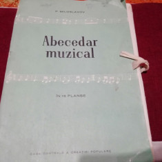 P MILOSLAVOV - ABECEDAR MUZICAL LIPSA 2 PLANSE