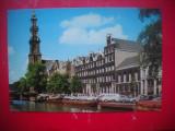 HOPCT 67168  AMSTERDAM -AUTOMOBIL- -OLANDA -NECIRCULATA