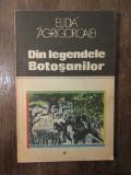 DIN LEGENDELE BOTOSANILOR-ELIDA AGRIGOROAIEI