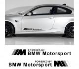Sticker auto laterale BMW Motorsport (v4)