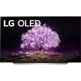 Televizor QLED LG OLED77C12LA, 195 cm, Smart TV 4K Ultra HD, Clasa G