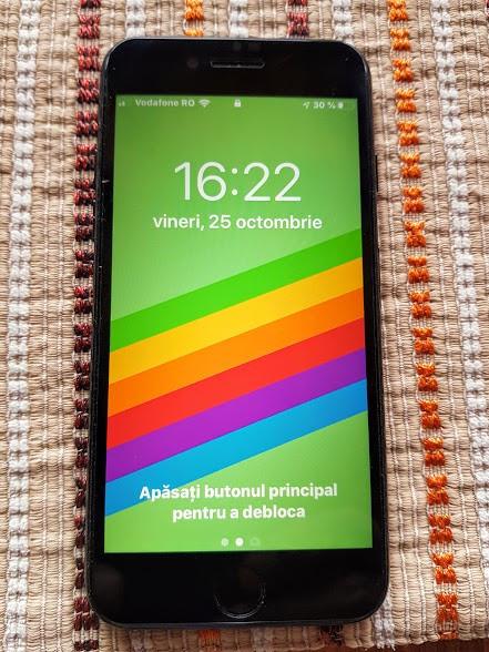 iPhone 7 Negru 256GB