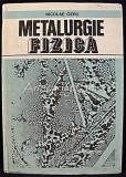 Metalurgie Fizica - Nicolae Geru