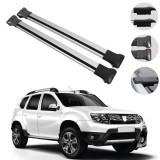 Cumpara ieftin Set 2 bare portbagaj transversale aluminiu Dacia Duster 2014-2018