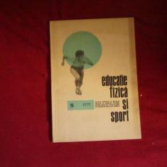 educatie fizica si sport an 1971 nr 5 x9