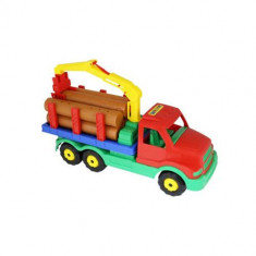 Camion cu lemne Gigant - Wader