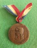 Medalie Cruciada impotriva comunismului 1941