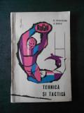 N. PADUREANU - RUGBI. TEHNICA SI TACTICA