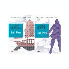 Set TAI - PAN (2 volume) - James Clavell