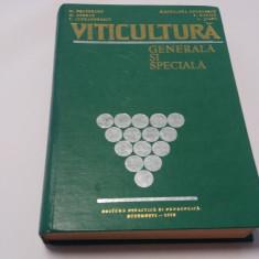 VITICULTURA GENERALA SI SPECIALA   M OPREA,  M OSLOBEANU  RF14/0