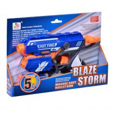 Lansator sageti Blaze Storm, 5 sageti incluse
