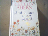 Cecelia Ahern - ANUL IN CARE TE-AM INTALNIT { 2015 }