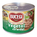 Bucegi Pasta vegetala cu ardei, 200 g