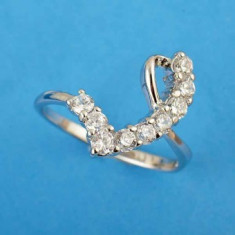 Inel Luxury Brilliant Cut marime 9 US-diametru 19mm