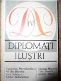 Diplomati Ilustri Vol. Iv - Necunoscuta ,537564