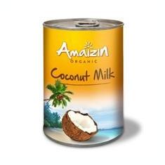 Lapte de Cocos 17% Bio Amaizin 400ml Cod: 8717496904928