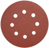 Cumpara ieftin Disc hartie abraziva 225mm TOTAL - P60,P80,P120,