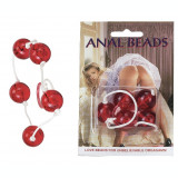 Bile Anale Red 4 Love Beads