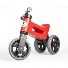 Bicicleta fara pedale Funny Wheels Rider Sport 2 in 1 Red