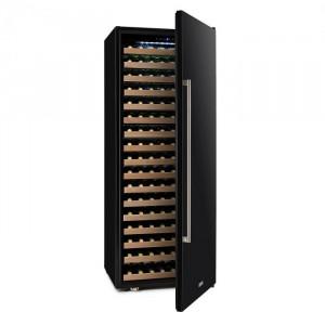 Klarstein BOTELLA CURA, frigider de vin, 224 sticle, display lcd, filtru de carbon