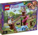LEGO FRIENDS BAZA DE SALVARE DIN JUNGLA 41424