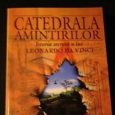 CARTEA AMINTIRILOR-ISTORIA SECRETA A LUI LEONARDO DA VINCI-JACK DUNN-TRAD.C.BANU