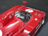 Macheta Alfa Romeo 33 TT 12 1975 Minichamps 1:43