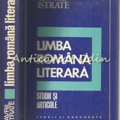 Limba Romana Literara - Gavril Istrate